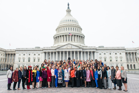 Democratic Congresswomen