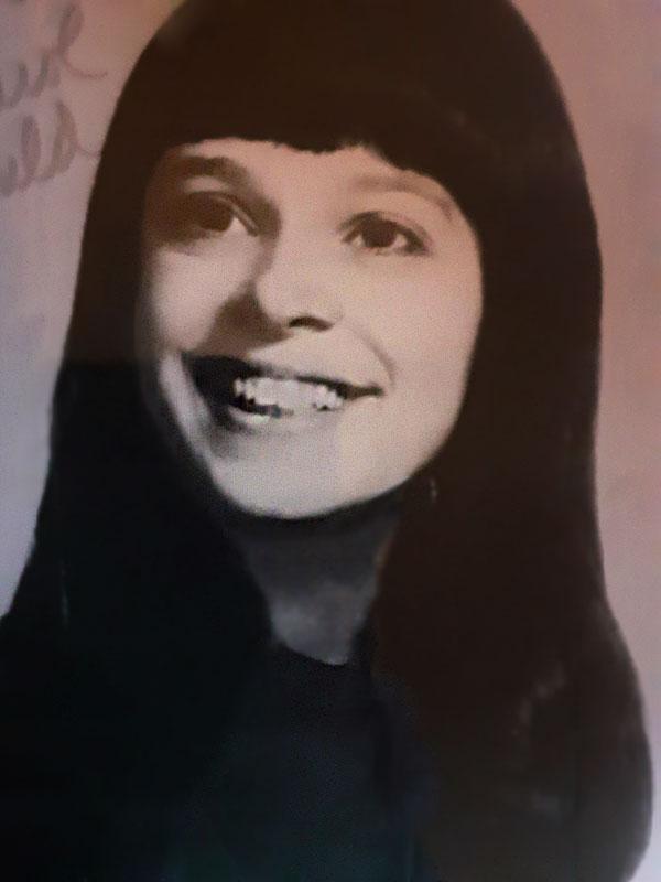 Carol Gould 1971