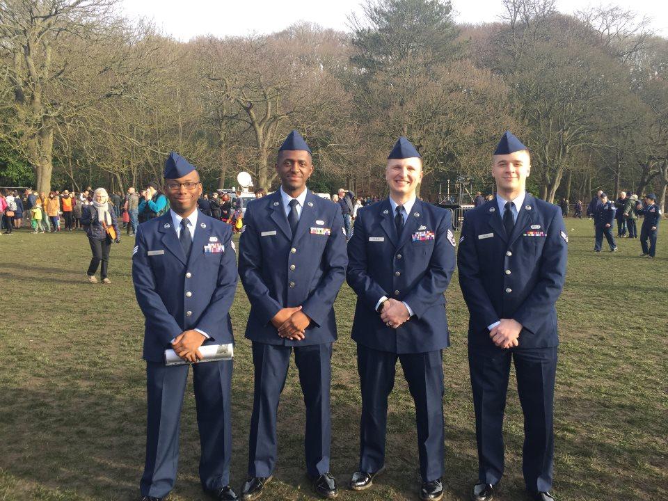USAF Members