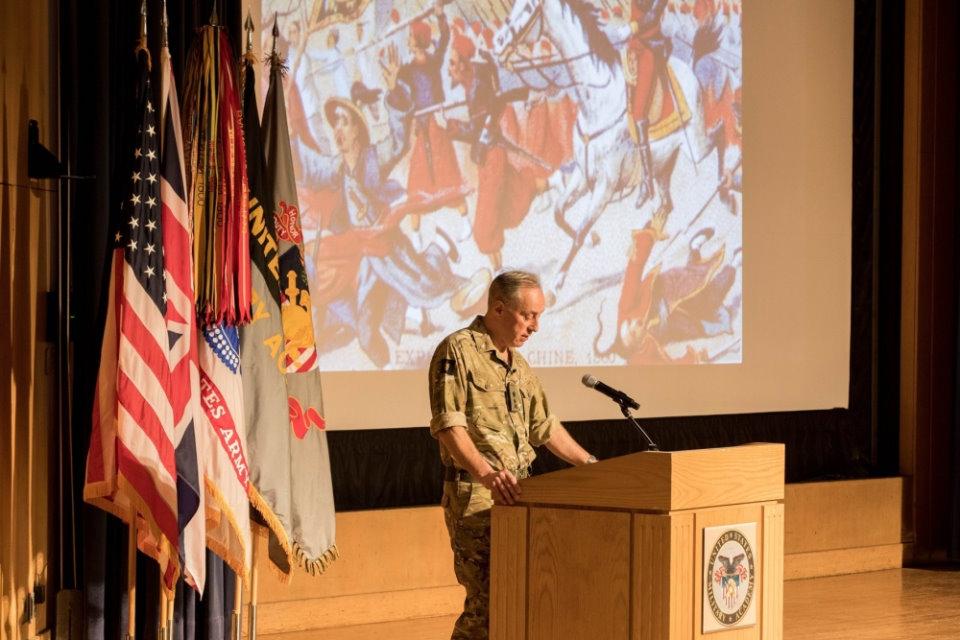General Timothy Radford