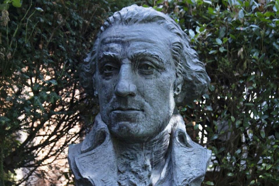 George Washington Statue Richmond