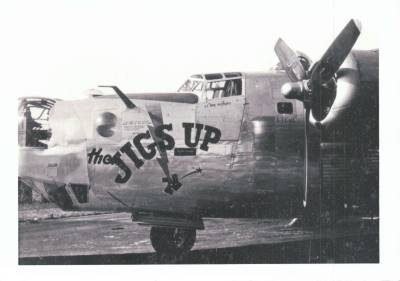 B-24 Liberator The Jigs Up