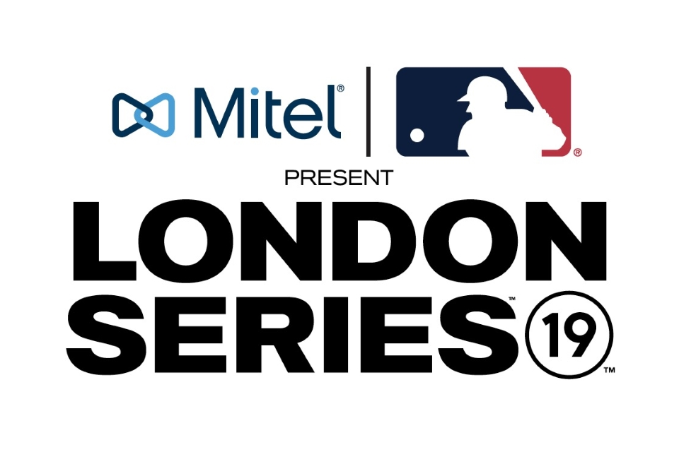MLB London Series Logo