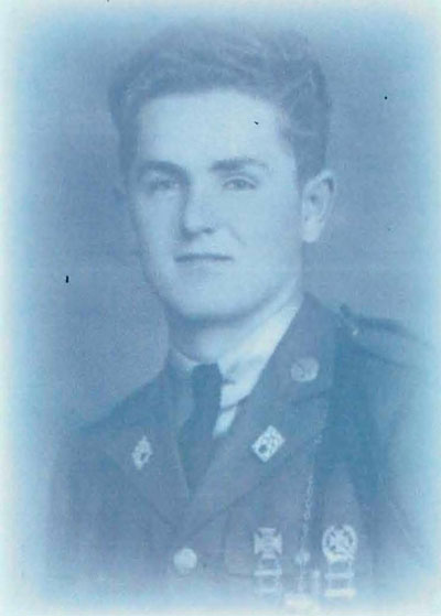 T Sgt William R Benn, Jr