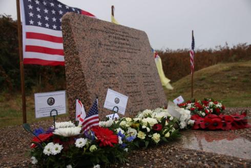 Noirmont Point Memorial