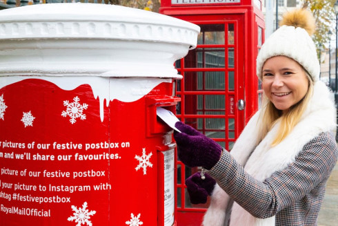 Royal Mail Christmas Cards
