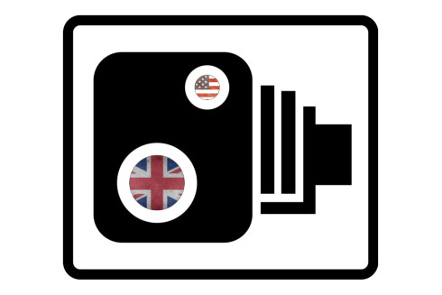 Speed Camera US UK
