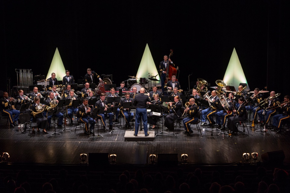 US Army Europe Concert Band