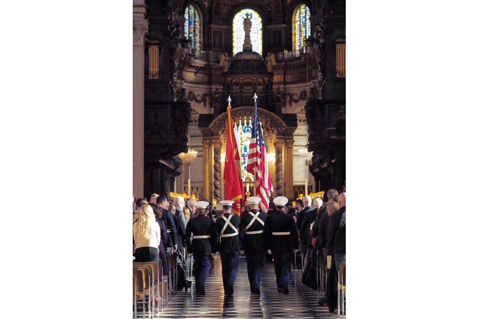 Thanksgiving Service at St Paul's Cathedral