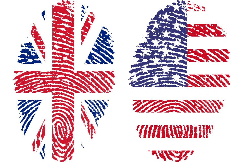 UK US Fingerprints