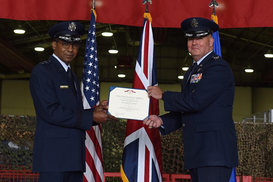USAF Colonel William Marshall