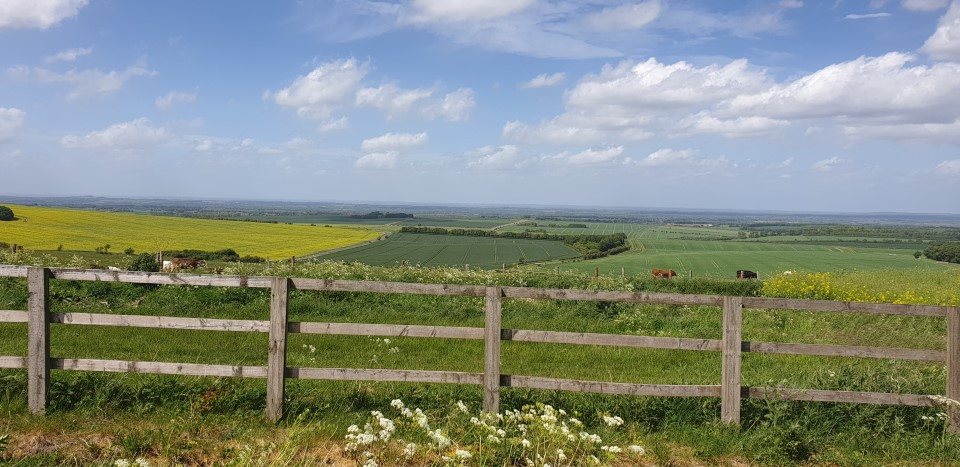 View from The Ridgeway