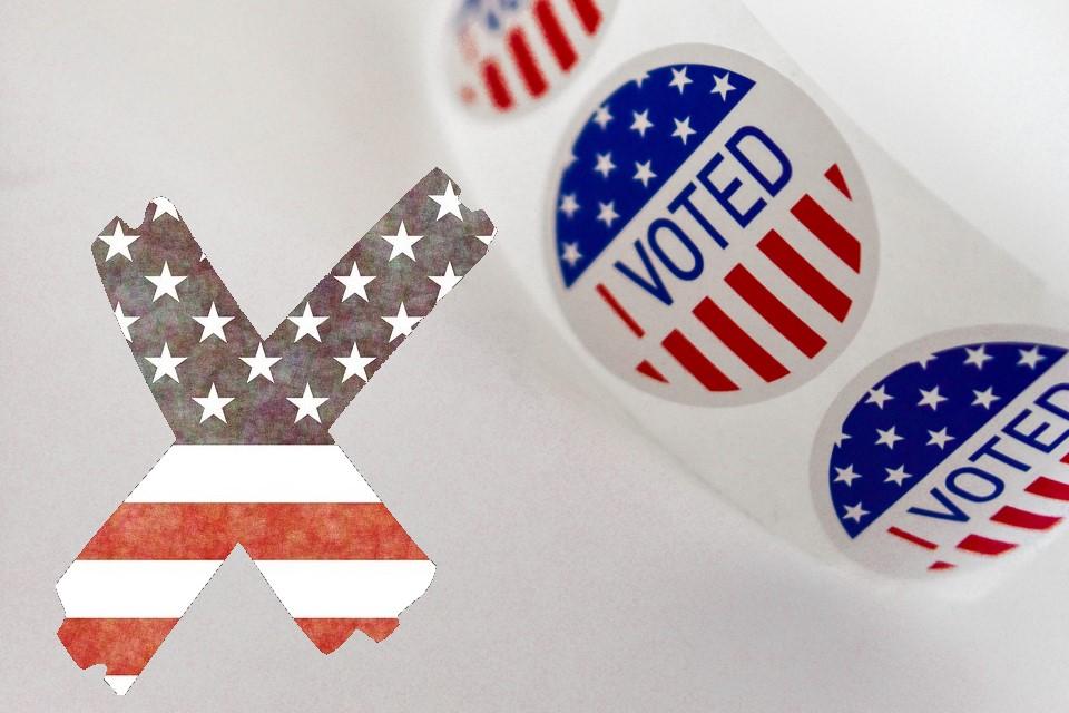 I Voted America