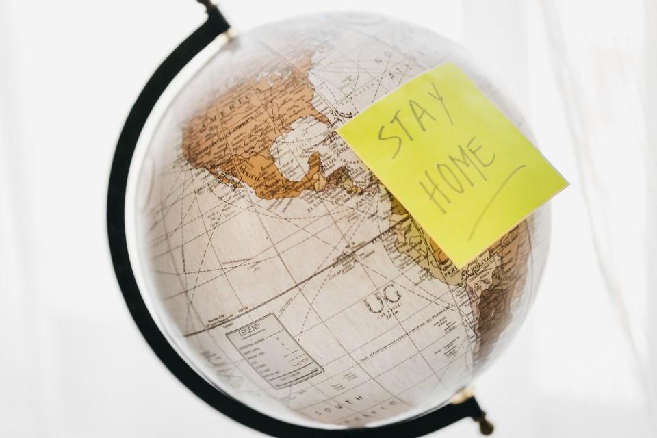 Globe Stay Home