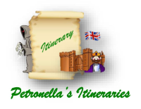 Petronella's Itineraries