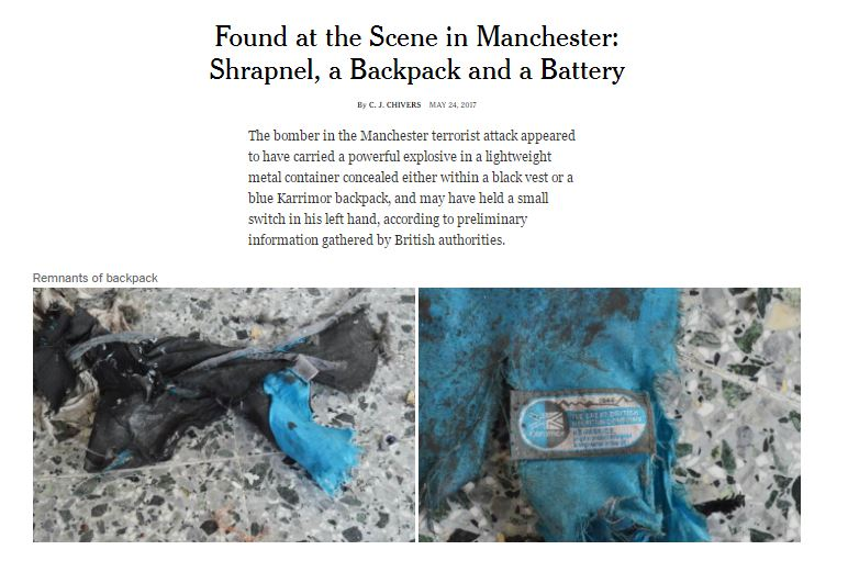 New York Times Manchester image