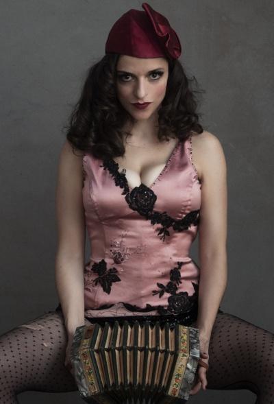 Sabrina Chap