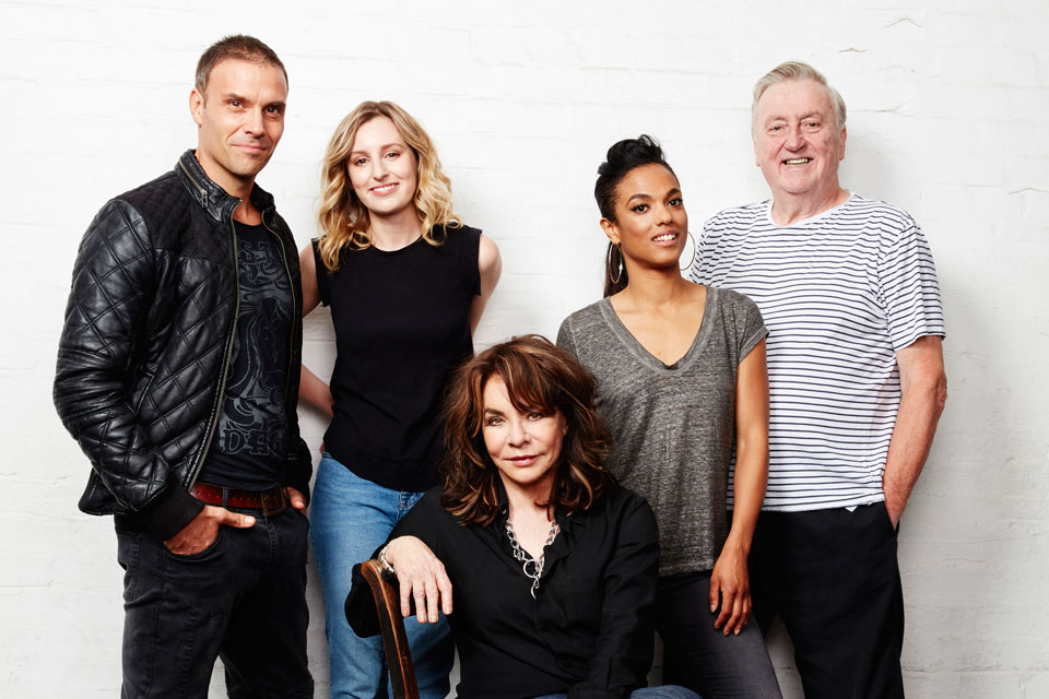 Stockard Channing APOLOGIA cast