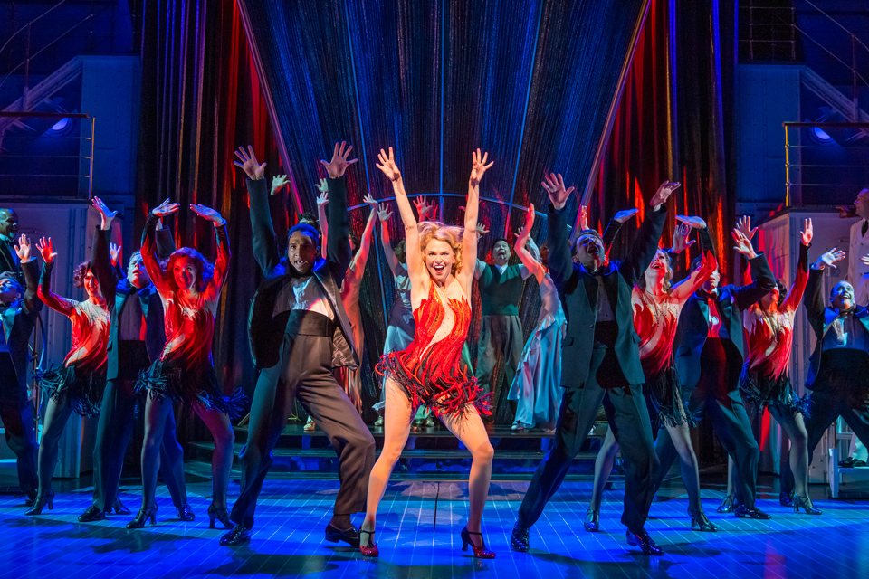 Anything Goes Sutton Foster