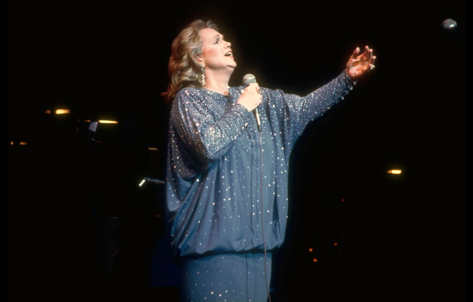Barbara Cook Follies Lincoln Centre