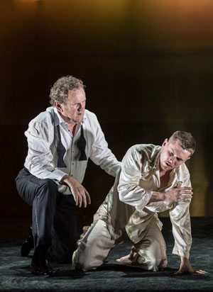 Colm Meaney and Jack O'Connell, Cat on a Hot Tin Roof