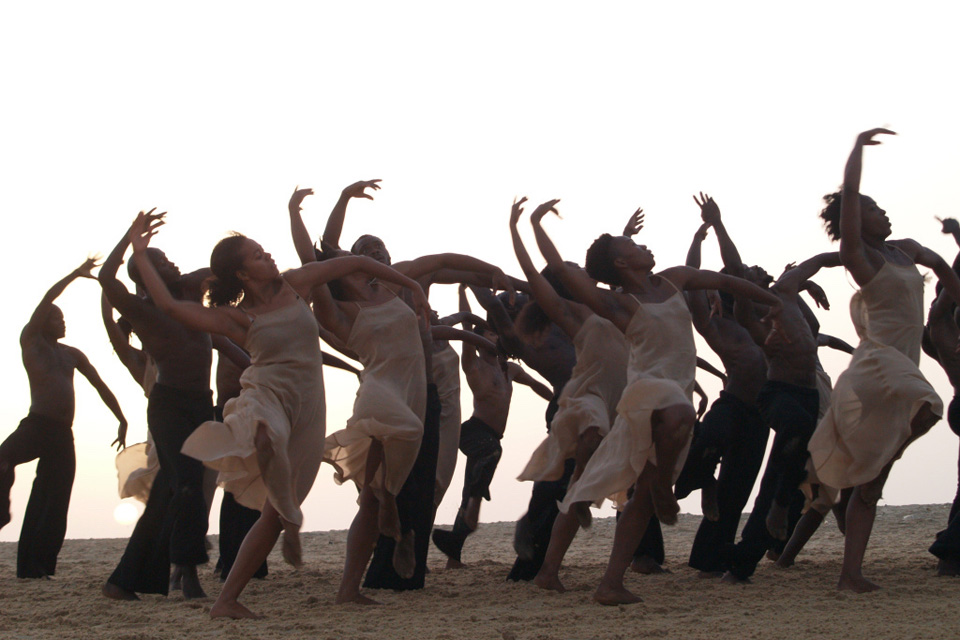 Dancing at Dusk – A Moment with Pina Bausch's The Rite of Spring