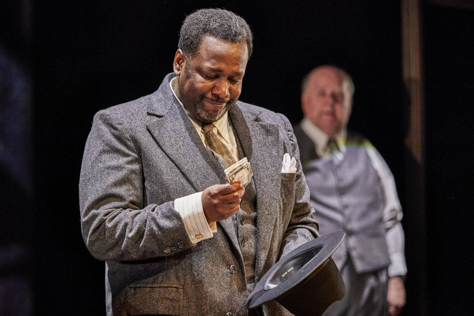 Death of a Salesman at the Young Vic