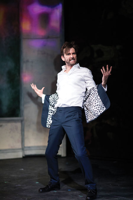 David Tennant, Don Juan in Soho