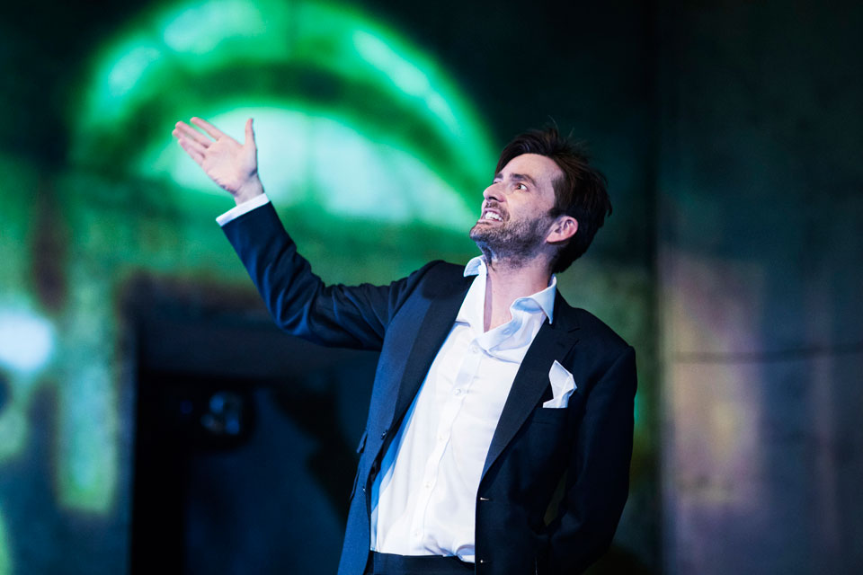Don Juan in Soho: David Tennant