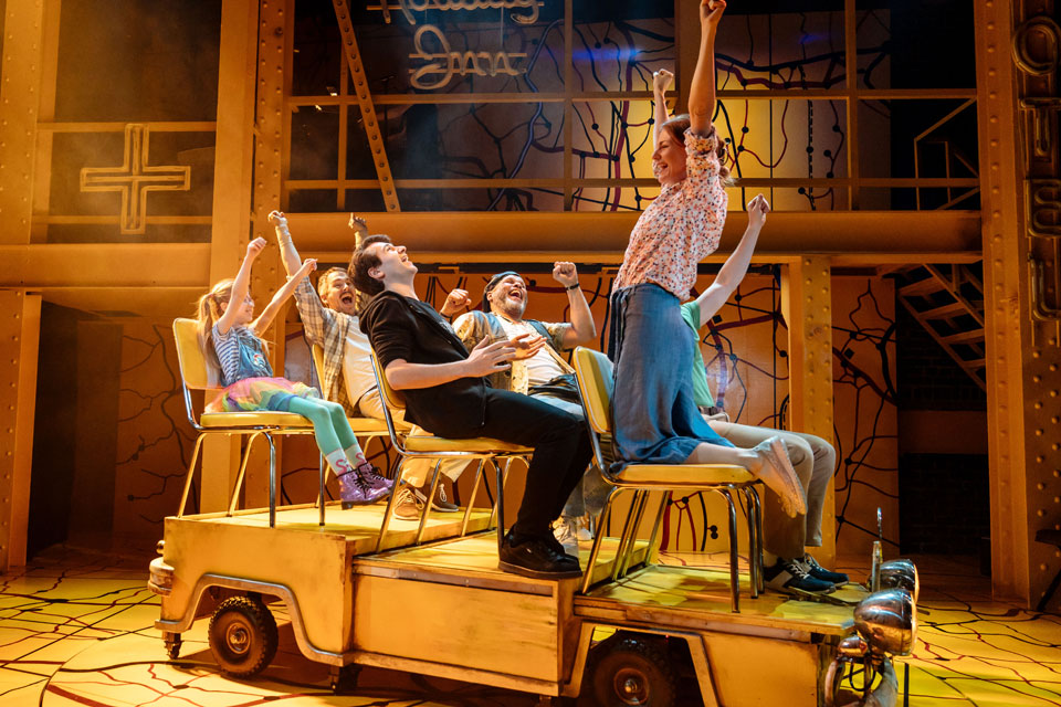 Little Miss Sunshine – A Road Musical