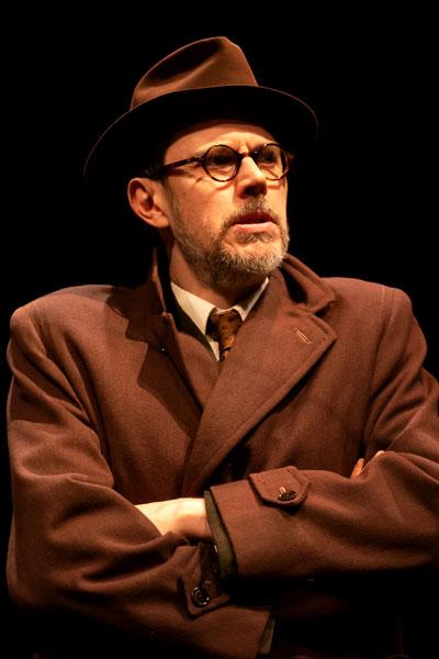 Ben Porter as Isaiah Berlin