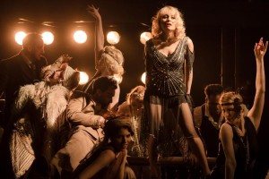 Frances Ruffelle as Queenie in The Wild Party