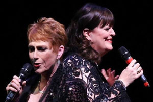 Amanda McBroom and Ann Hampton Callaway