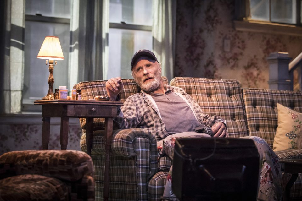 Ed Harris in Buried Child