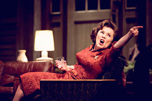 Imelda Staunton as Martha