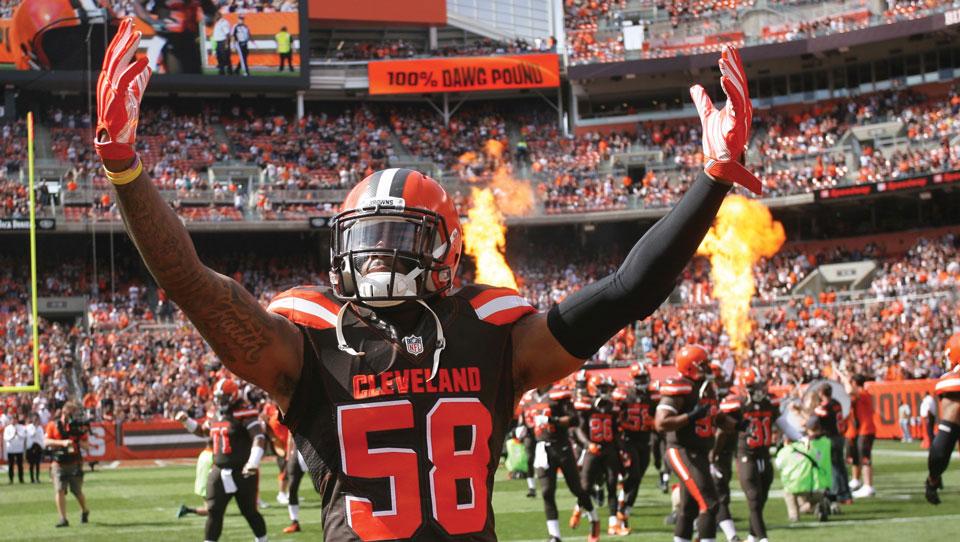 Cleveland Browns - Christian Kirksey