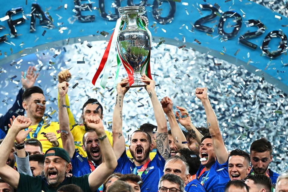 Italy v England UEFA