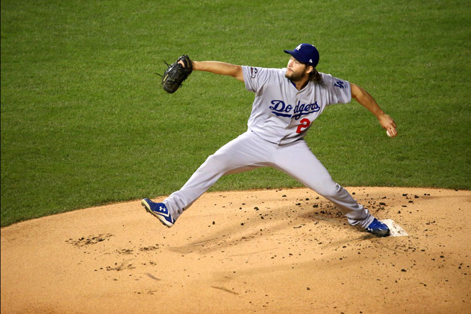 Los-Angeles-Dodgers-Clayton-Kershaw
