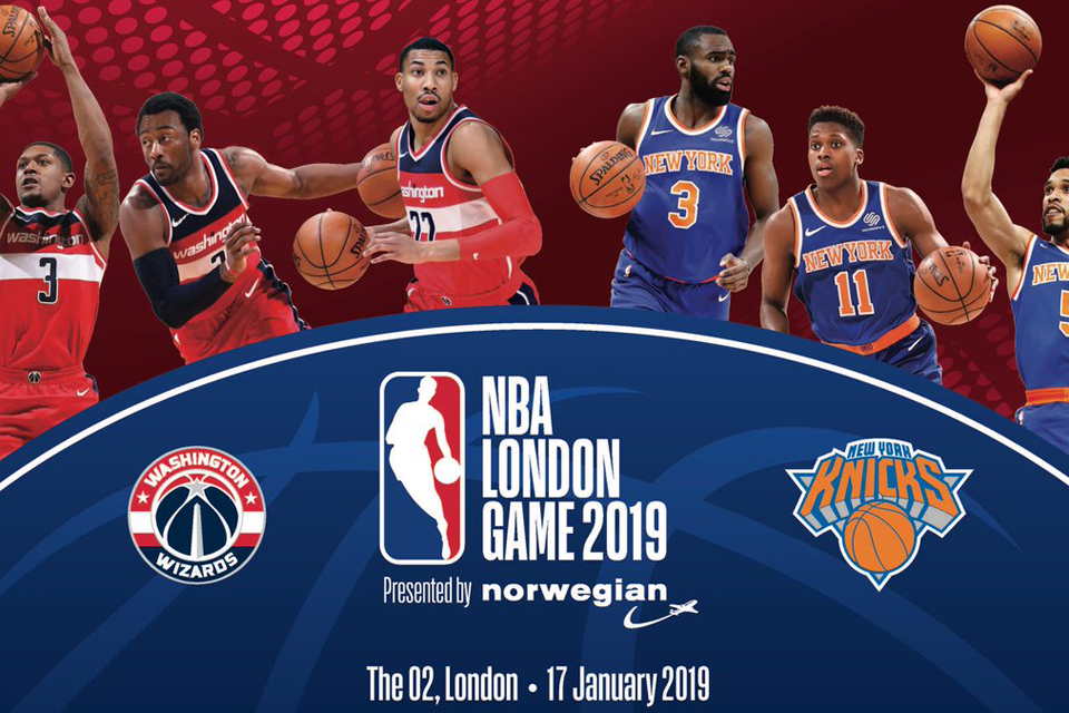 NBA London 2019 Preview