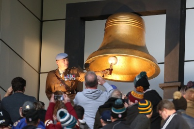 The Eagles' Liberty Bell