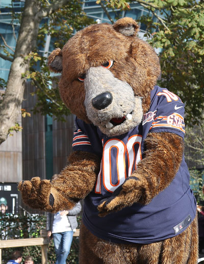 Chicago Bears Mascot