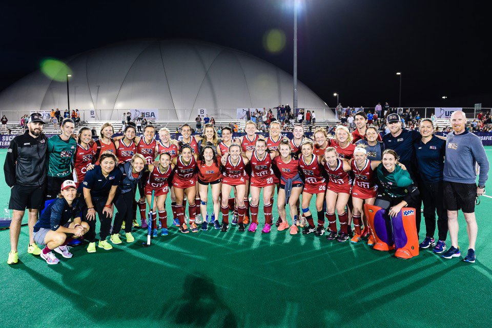 Team USA Field Hockey