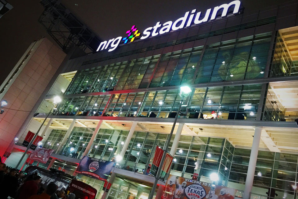 Houston NRG Stadium