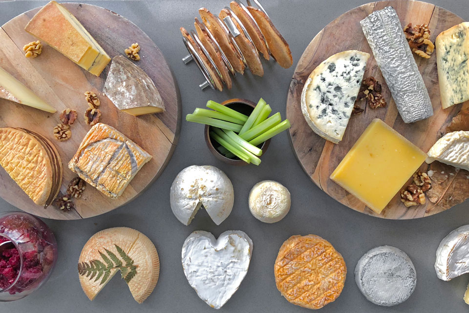 Orrery cheeses