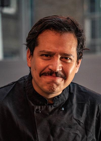 Chef Ramon