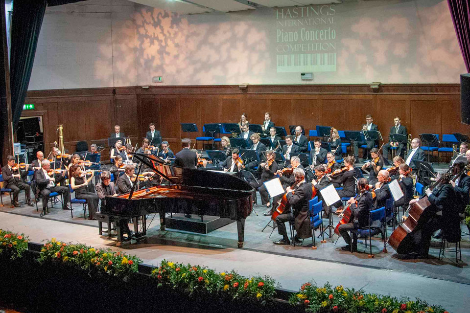 Hastings International Piano Concerto Competition 2019 | The